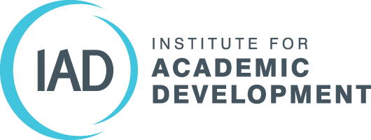 Institute for Academic Development logo